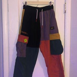 Men's Corduroy Streetwear Pants size small